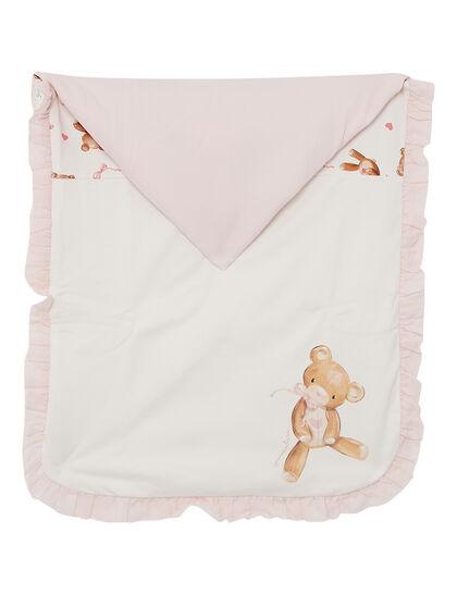 Sleeping Bag Teddy Bear