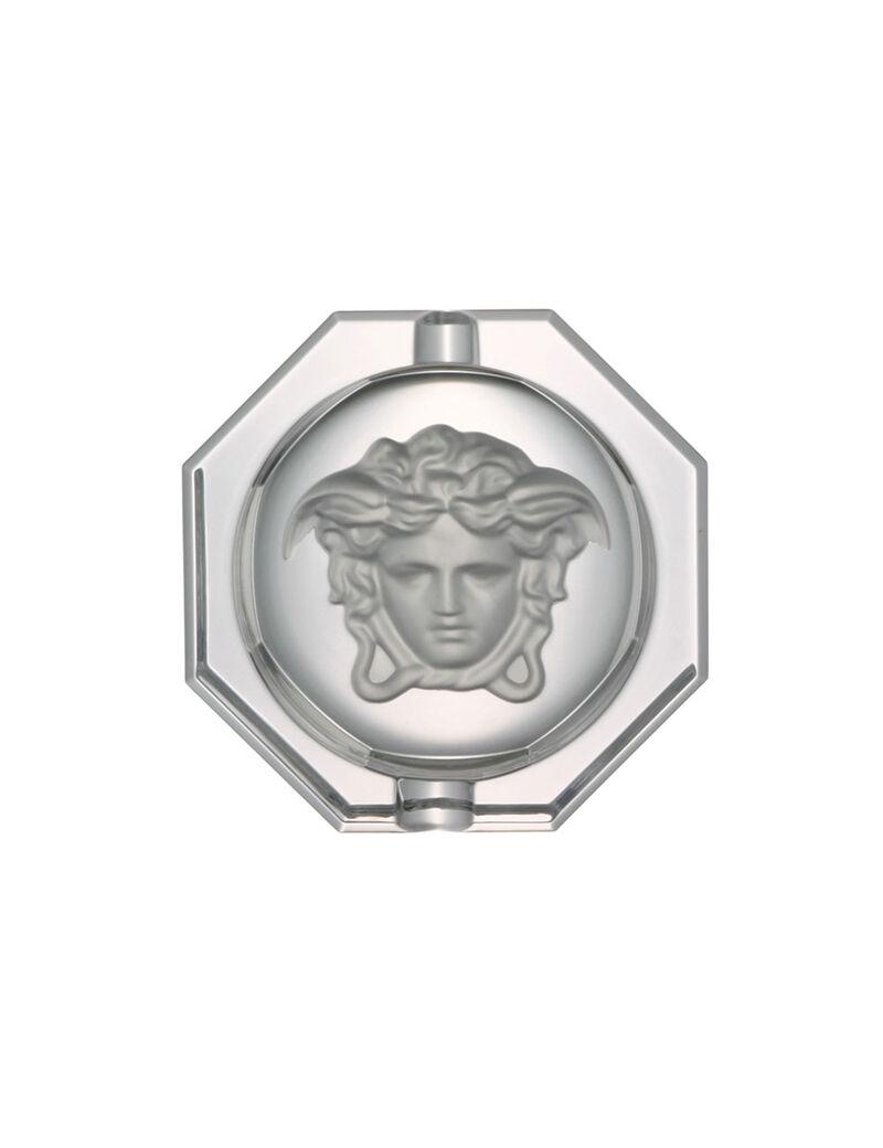 Rol Versace Medusa Lumiere Ashtray Clr 16cm