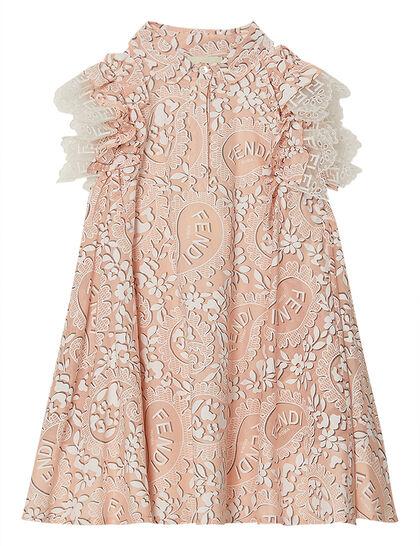 Short Woven Dress