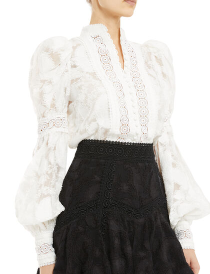 Suffield Blouse