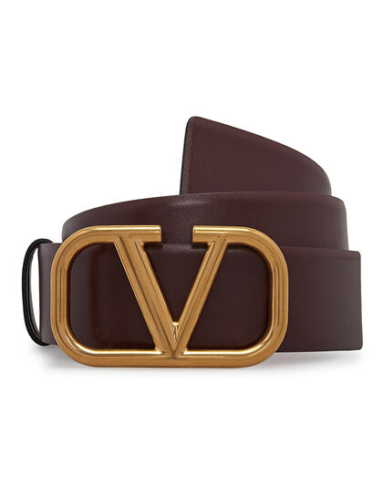 VLOGO Signature Buckle Belt
