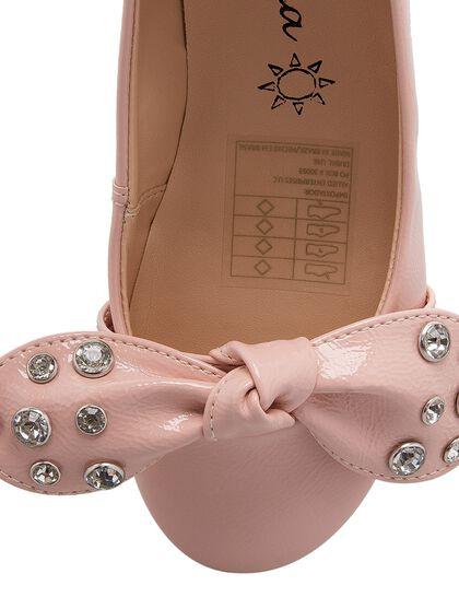 Bow Ballerinas