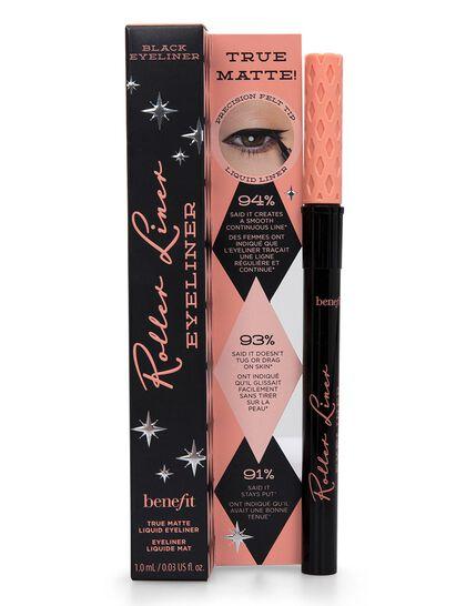 Roller Liner Liquid Eyeliner black