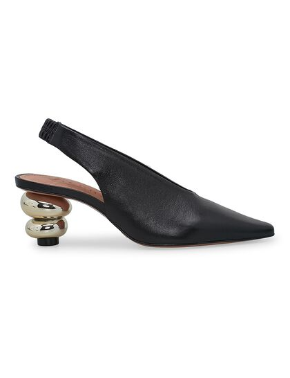 Organic Shapes Slingback