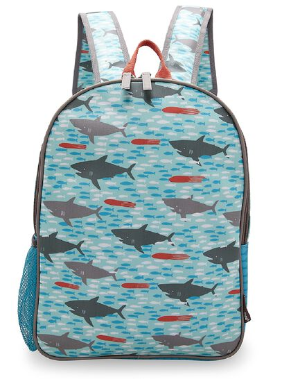Peo Sharks Eco-Friendly Backpack