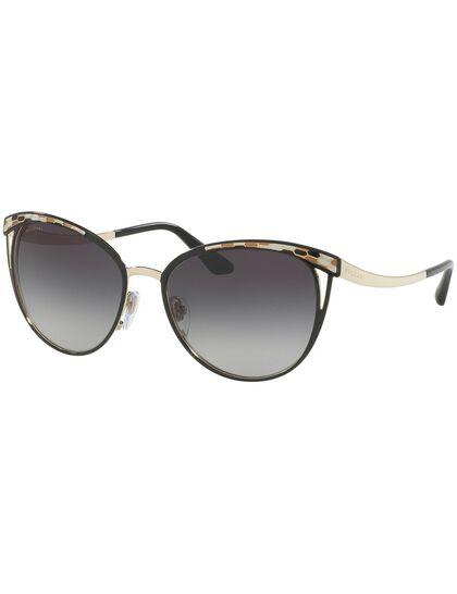 Bvlgari Cat Eye Sunglasses