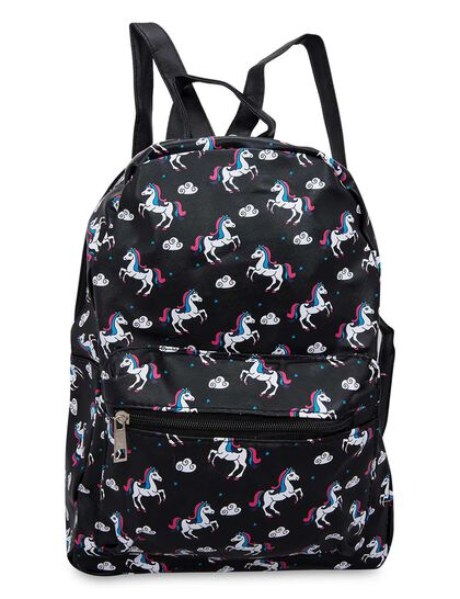 Unicorn Bag; Canvas Finish