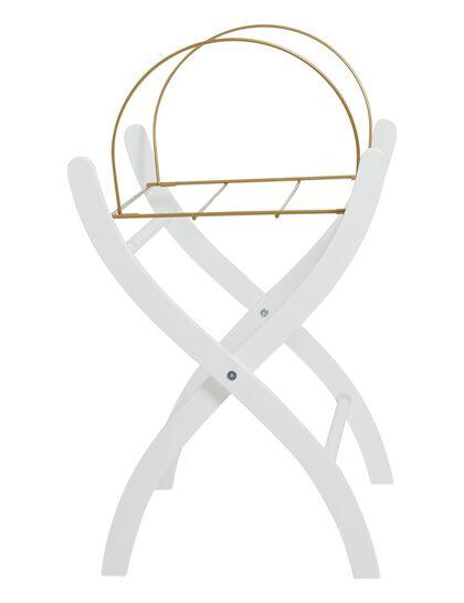 Wooden Moses Basket Base