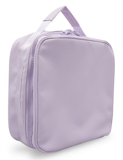 Bdo Whats For Lunch? Square Lunchbag, Lilac