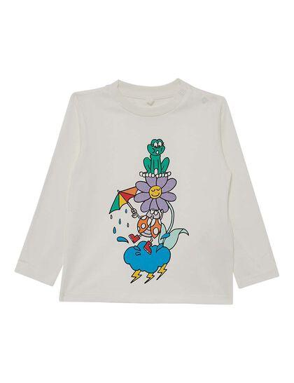 Ladybird On Cloud T-shirt