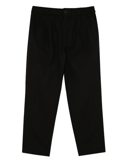 Oversized Carrot Fit Trousers