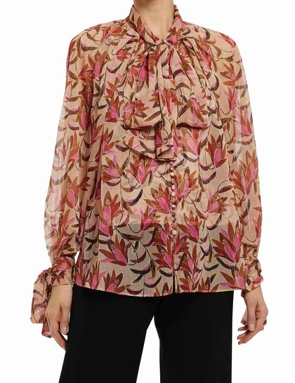 Cathedral Blouse