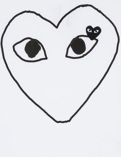 C.D.G.P T-Shirt Big Heart