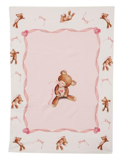 Blanket Tedddy Bear