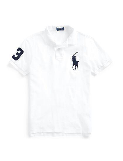 Sskccmslm1 Short Sleeve Knit - Polo Black