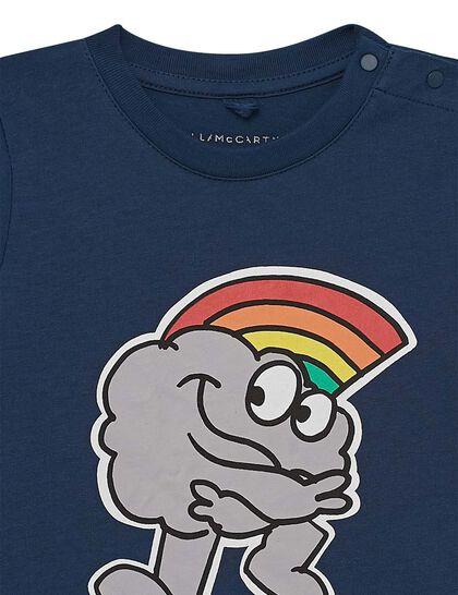 Rainbow Cloud T-shirt