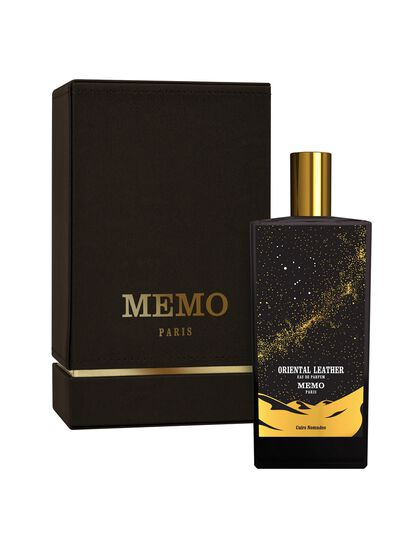 Memo Paris Oriental Leather Eau de Parfum 75ML