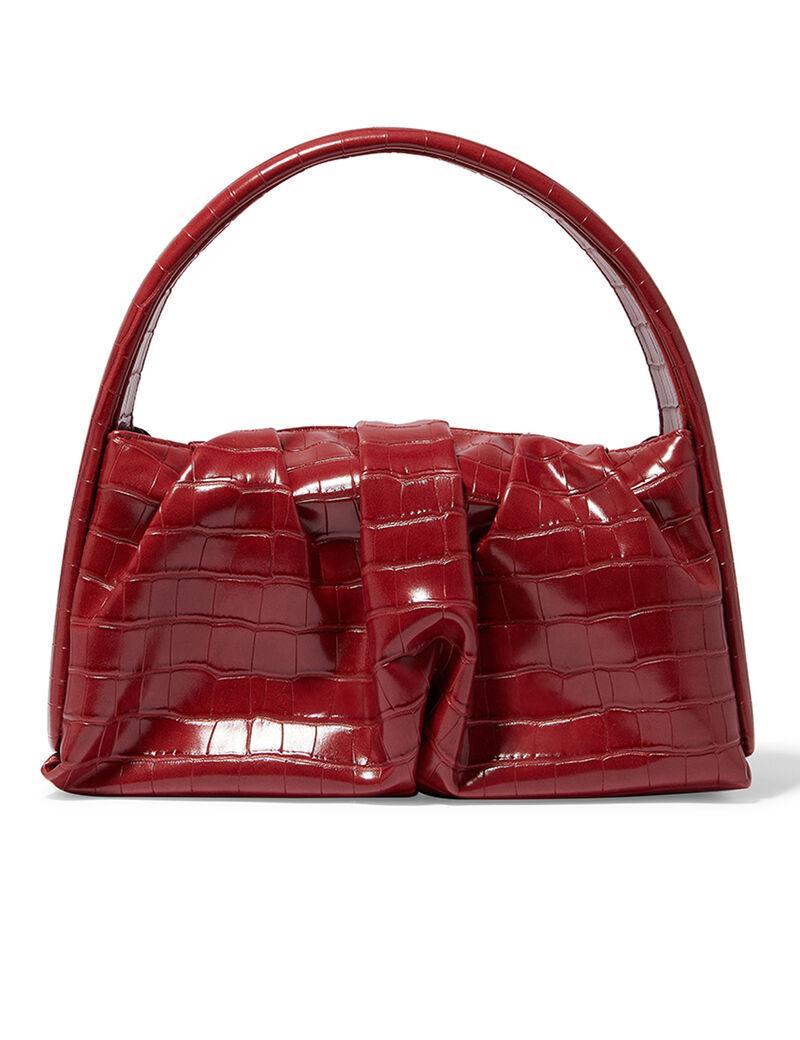 The Hera Croc Shoulder Bag