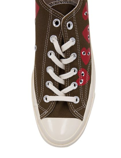 Play x Converse Chuck Taylor Sneakers