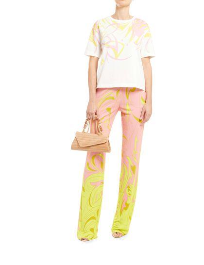 Dinamica Dégradé Print Trousers