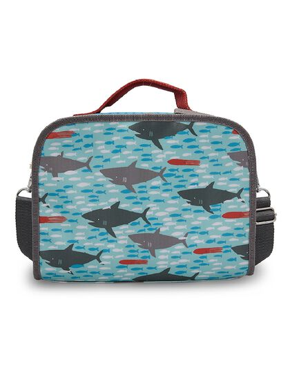 Peo Sharks Eco-Friendly Lunch Box