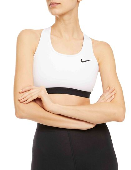 Nike Swoosh Band Bra Non Pad