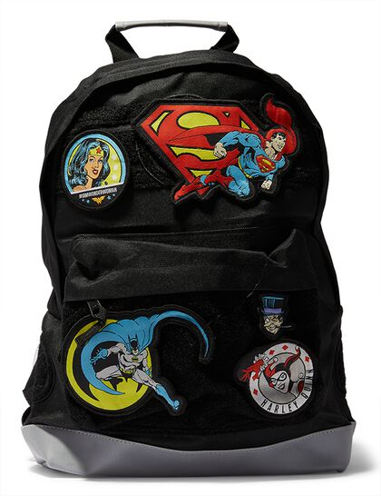 Dc Badgeables Backpack