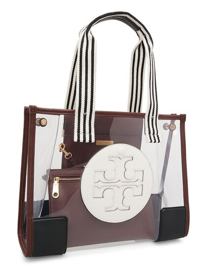 Ella Clear Small Tote