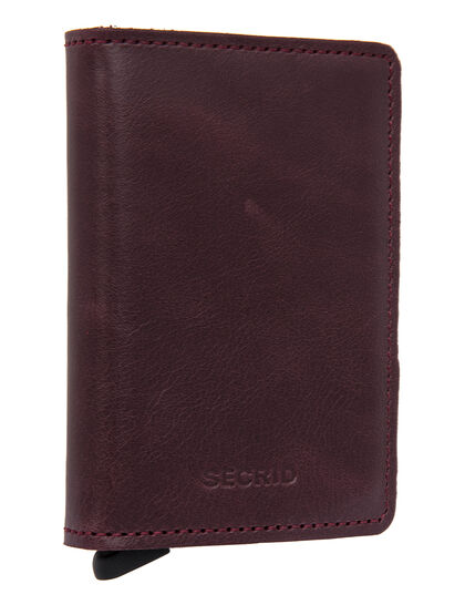 Slimwallet So -Bordeaux