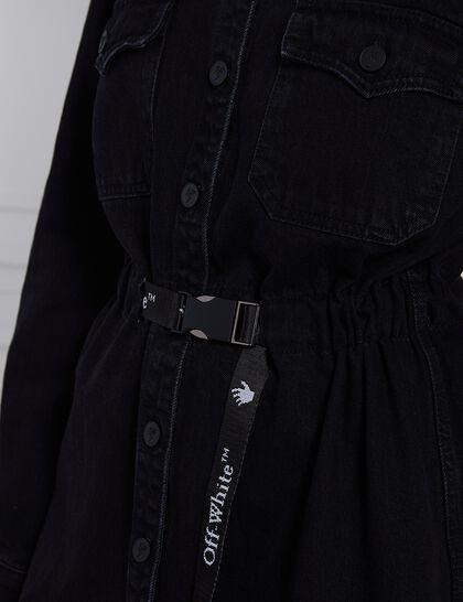 Denim Cornelly Boxy Dress