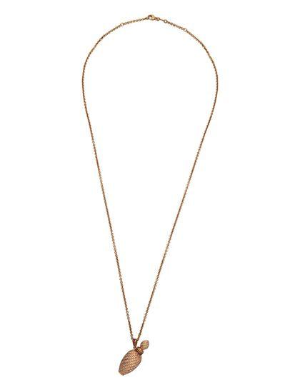Gfa Merwad Gafla Merwad Gafla Necklace. Full Diamond Pave And Ruby