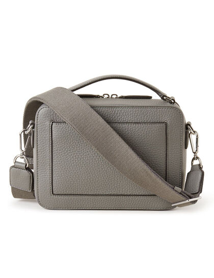 Belgrave Crossbody Messenger Heavy Grain