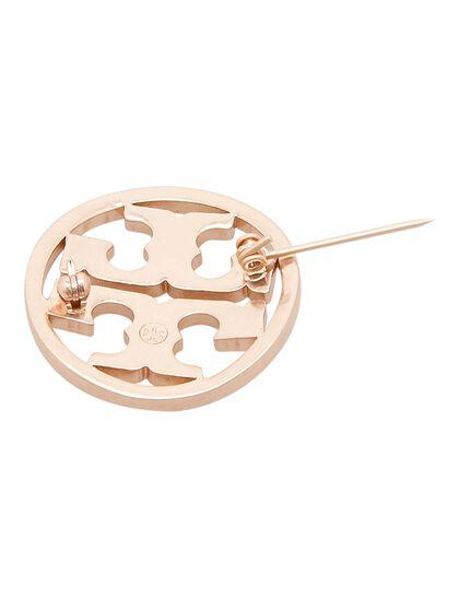 Pave Logo Pin