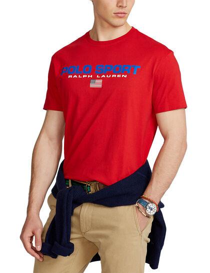 Polo Sport Printed T-shirt