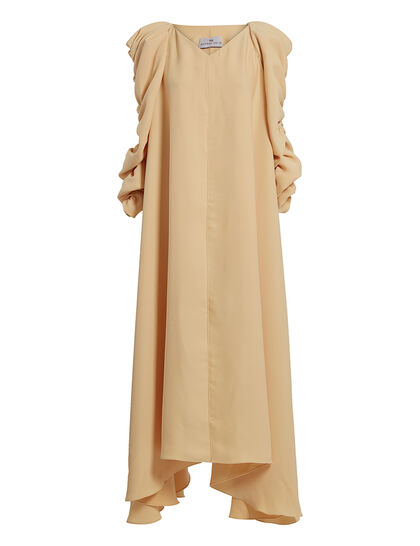 Cream Creep Kaftan