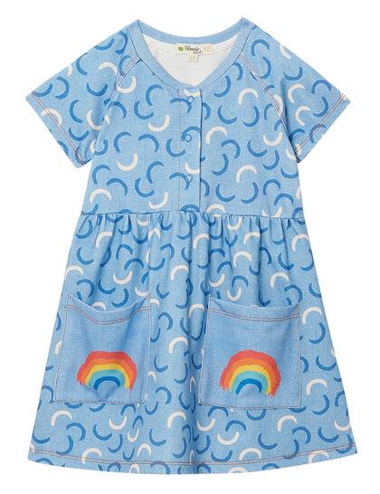 Dress With Pockets Kids