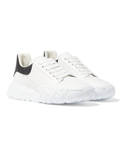 Classic Rubber Sneaker New Sole