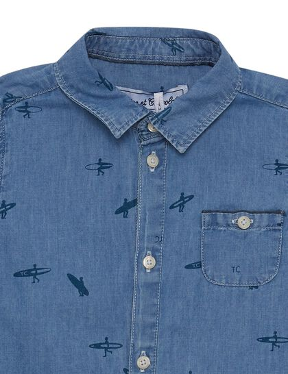Shirt Denim Surfer