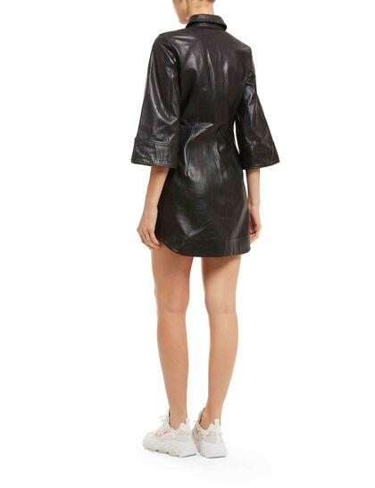 Lamb Leather Dress