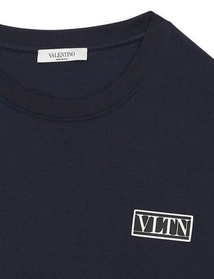Logo Patch T-Shirt