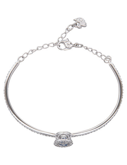 Sjc Sparkling Dc Bangle Round Czfu Cry Rhs M