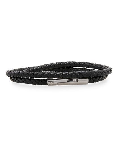 Woven Leather Bracelet