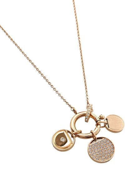 Sjc Ginger Necklace Charms Cry/Gos