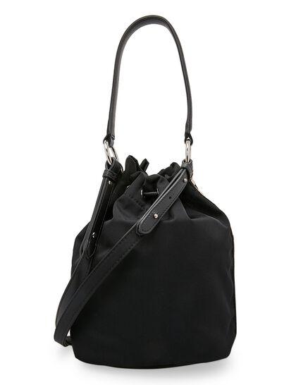 Small Bucket Bag Eco Nylon