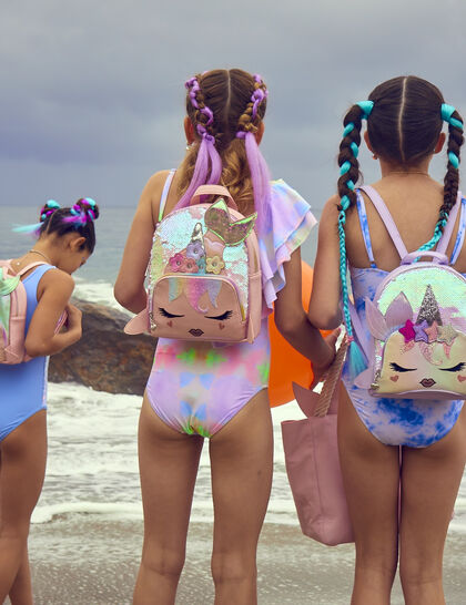 Mermaid Gisel Mini Backpack