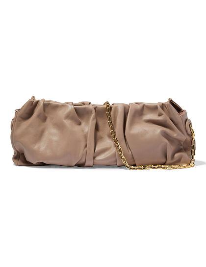 Long Vague Shoulder Bag