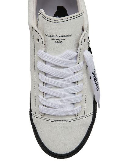 New Arrow Low Vulcanized Black White