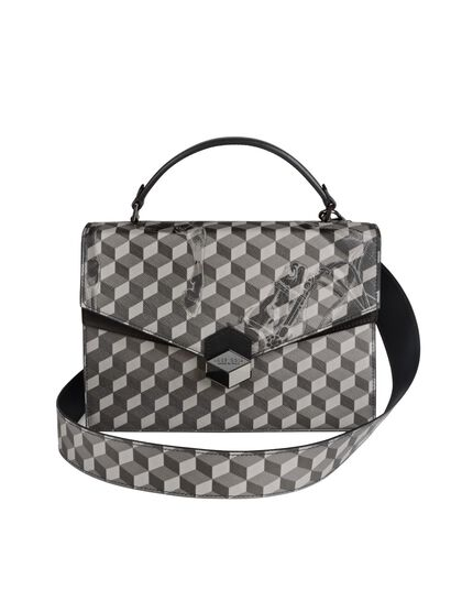 Flap Cheval Shoulder Bag