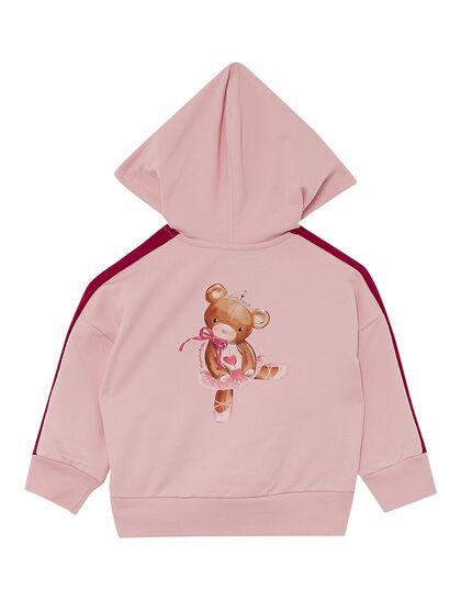 Tracksuit Jacketback Teddy Bear