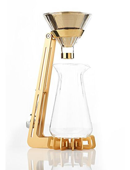 THE CAFFEINATOR GOLD